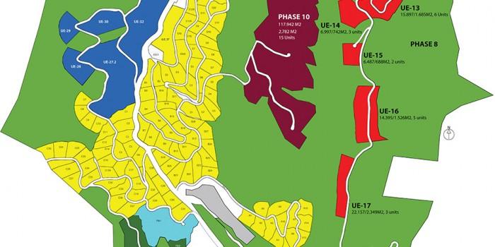 Monte Mayor Master plan